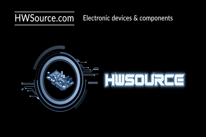 hwsource electronic devices & components