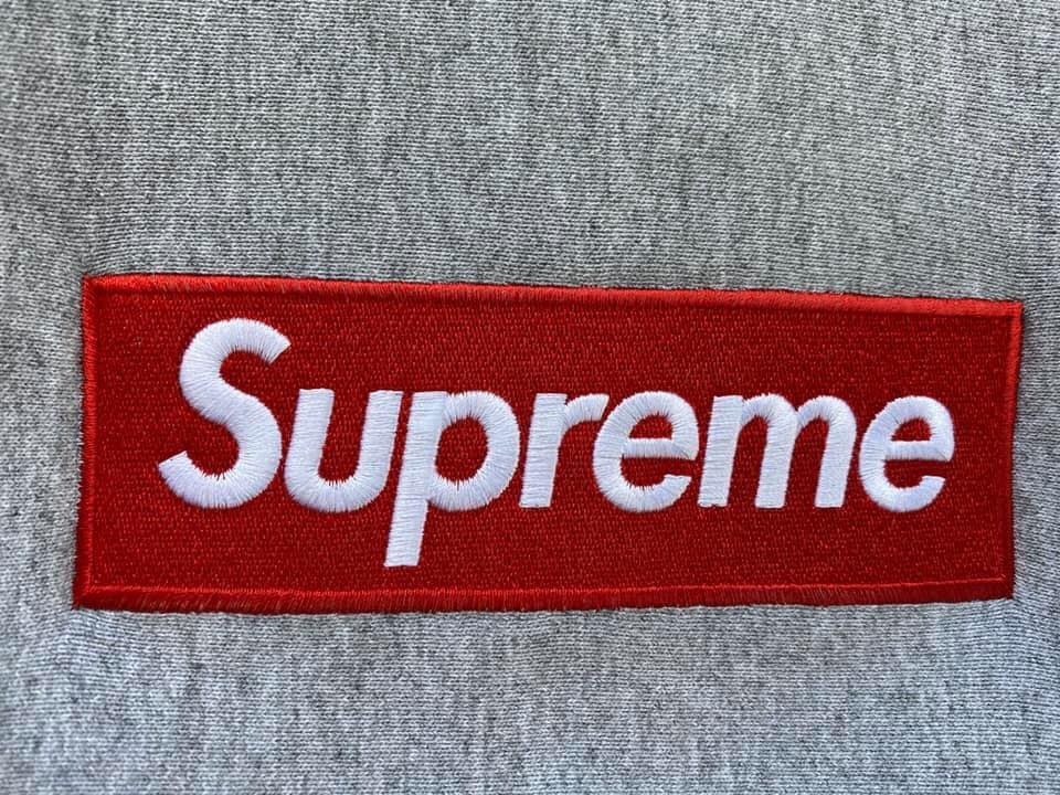 Supreme Bogo Letters Example